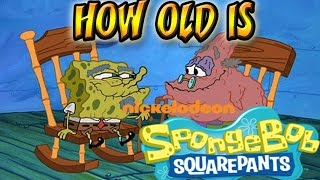 Cartoon Conspiracy Theory | How Old Is A Spongebob Really?