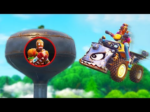 QUADCRASHER HIDE AND SEEK  in Fortnite Battle Royale