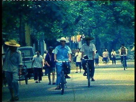 Traveling from Hong Kong to Guangzhou in  1983