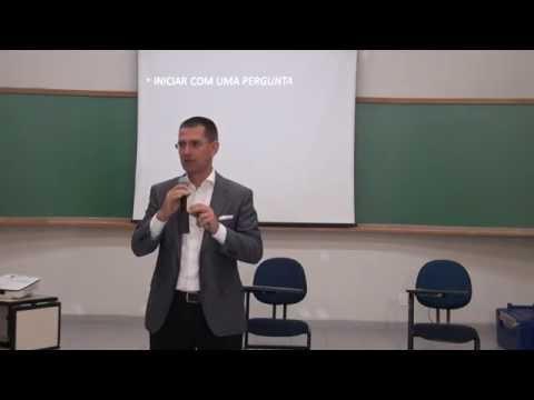 Видео Como apresentar uma palestra