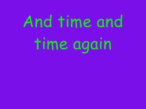 I'll be there for you (karaoke)