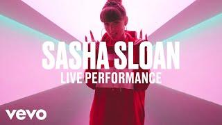 Sasha Sloan - Normal (Live) Vevo DSCVR