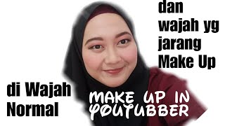 Rias Wajah Youtuber K-Pop yg Gak Doyan Make Up #makeup #pemulamakeup #kpop #youtuber #ngrias