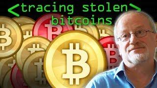 Stolen Bitcoin Tracing - Computerphile