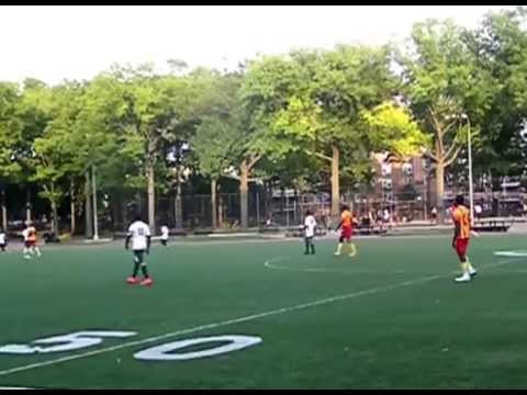 Calvary Eagles vs Bronx United