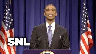 Cold Opening: Obama vs. Romney - Saturday Night Live