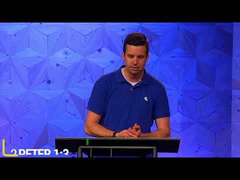 You are called to be a leader! - Pastor Matt Ulrich - Minute Sermon -