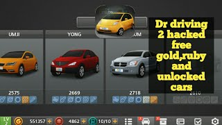 DR driving 2 hack and mod apk