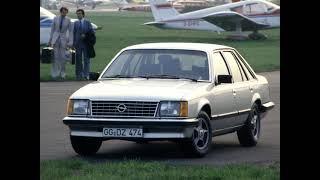 Opel Senator '1978