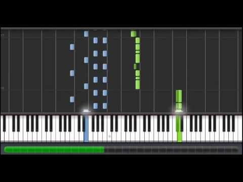(How to Play) Angry Birds Theme on Piano...
