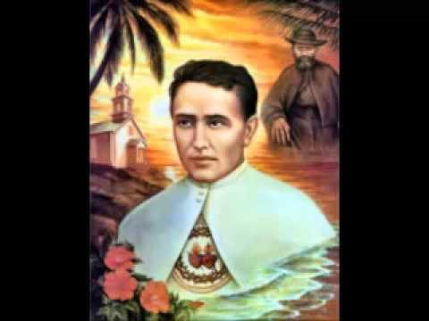La Vida de San Damian de Molokai Hawai- Sangre y Agua- Vidas de Santos