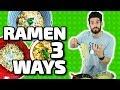 3 Ramen Noodle Hacks