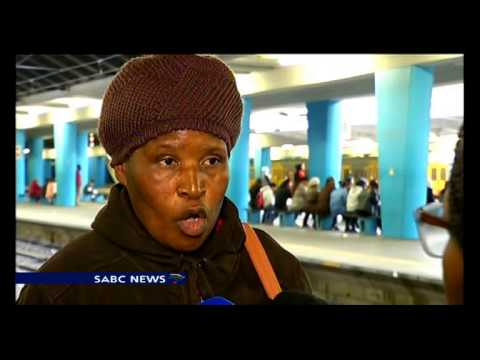 A huge rise in crime for Cape Town commuters