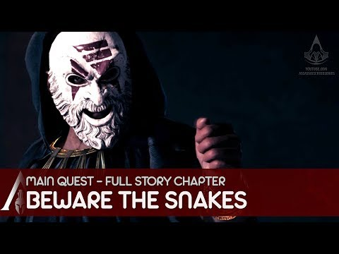 Assassin's Creed Odyssey - Main Quest - Beware the Snakes Mp3