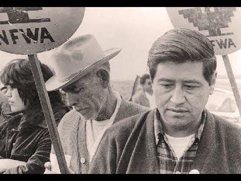 Cesar Chavez speaking at UCLA 10/11/1972