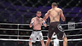 Пресс-конференция о Международном турнире по боевым искусствам «TATFIGHT-8»