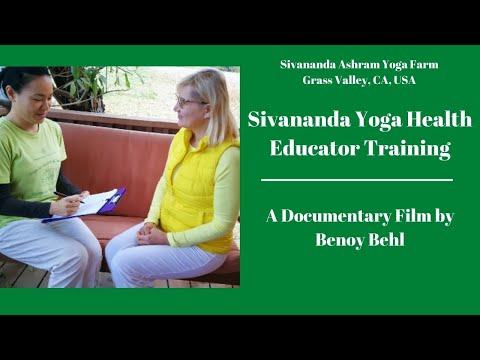 Yoga for Health and Healing: Treating the disease, not the symptoms