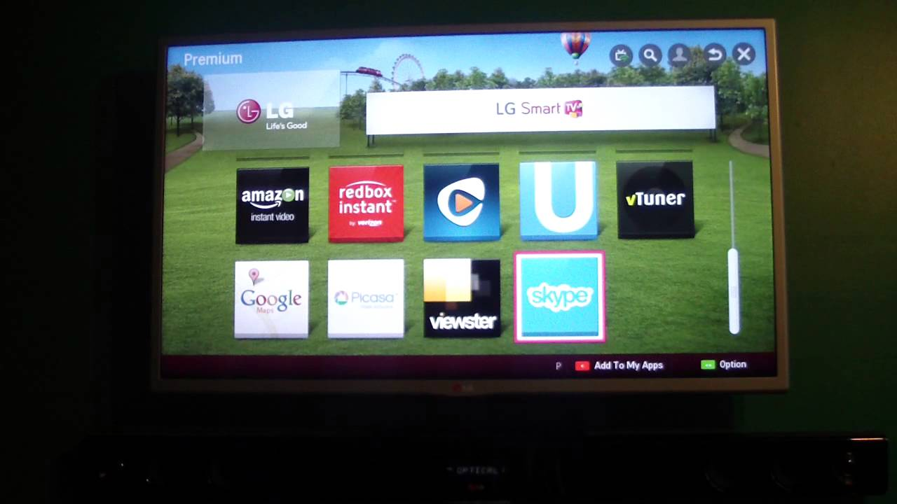 LG Smart TV - Wireless Network Setup (Built in WI-FI) - YouTube