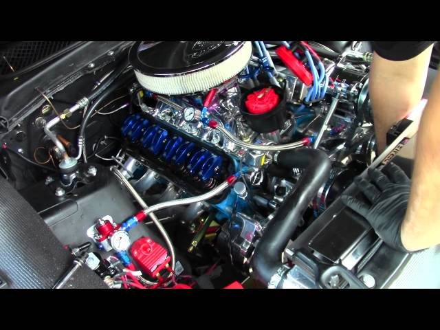 Top Dead Center Illustrated | How To Find TDC on a Small Block Ford