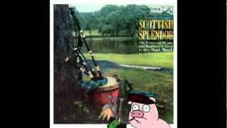 Scottish Splendor - The Regimental Band and Pipes and Drums of THE BLACK WATCH - G - Band 03