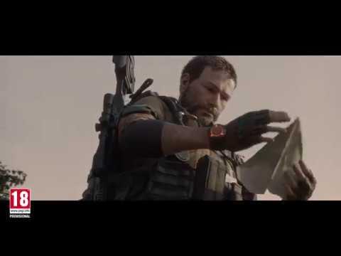 THE DIVISION 2 E3 2018 Cinematic Trailer