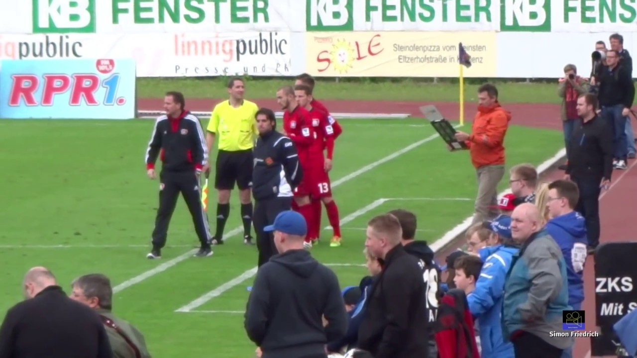 Tus Koblenz Bayer Leverkusen