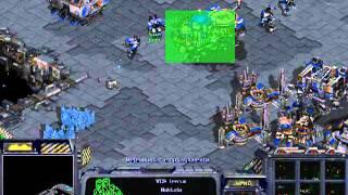 Starcraft Broodwar | Terran | Gameplay Español