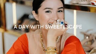 A DAY WITH SWEETESCAPE | Heart Evangelista