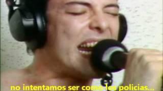 Dead Kennedys - Nazi Punks Fuck Off subtitulos español