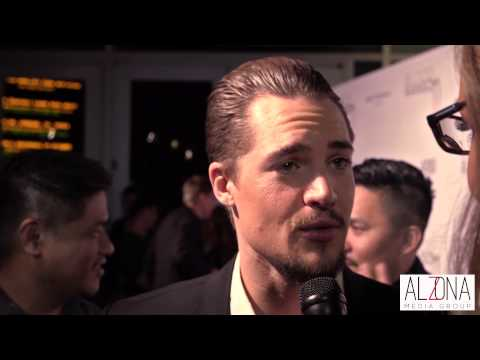 Alexander Dreymon At Los Angeles Premiere Of Blood Ransom