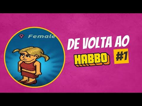 De Volta Ao Habbo Hotel #1 - BACONS ARRASAM BABY!