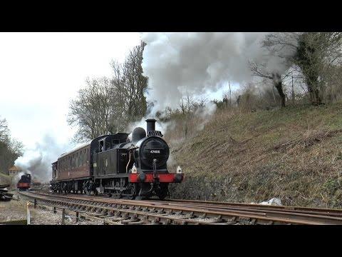 (HD) Rare Video S&DJR 50 years of closure 1966- 2016