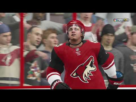 NHL 19 - Toronto Maple Leafs Vs Arizona Coyotes Shootout