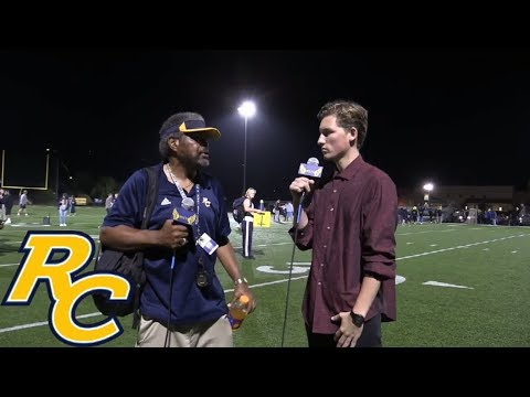 Rancho Christian Sports Network Post Game Interviews 9-8-17