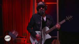 """EELS performing """"Today Is The Day"""" live on KCRW"""