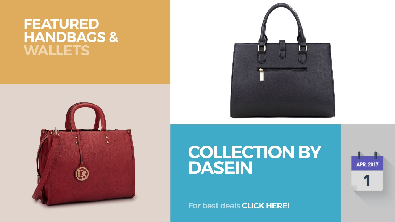 78d44598883b2 Collection By Dasein Featured Handbags   Wallets - YouTube