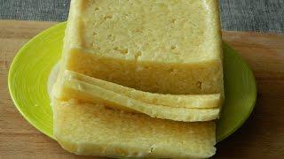 Как приготовить сыр из творога в домашних условиях видео рецепт
