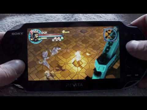 Test - Dungeon Hunter Alliance - PS Vita
