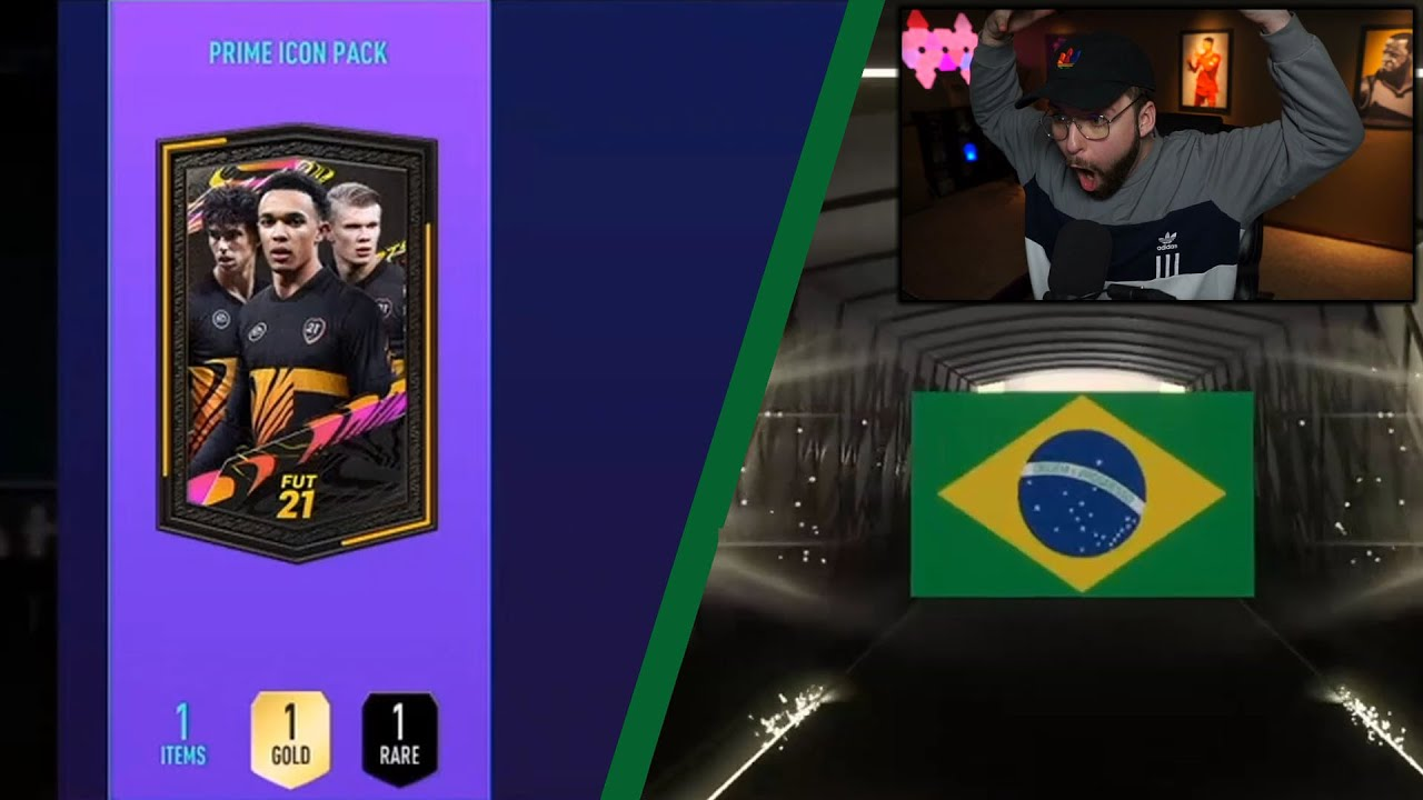 Download LITERALLY INSANE 10X MID/PRIME ICON PACKS! *10 PARTY BAGS AS WELL* - FIFA 21