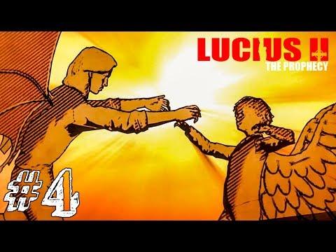 ДОБРО ПРОТИВ ЗЛА! ►  Lucius 2 Прохождение #4 ► ИНДИ ХОРРОР ИГРА