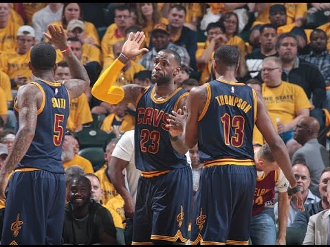 The Cleveland Cavaliers Complete the Historic Comeback in Indiana | April 20, 2017