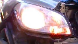 Replace a Headlight Bulb on a 2008 2009 2010 2011 2012 Chevrolet Malibu