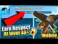 Gambar cover Ark Mobile  How To Gain A Griffin's Respect At Level 40+  iOS/Android Total Beginner's Guide