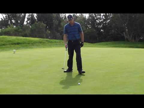Kevin Dillon (Johnny Drama) wins $10,000 for Haiti with one putt!