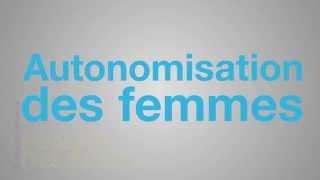 Autonomisation des femmes - autonomisation de l'humanité: imaginez !