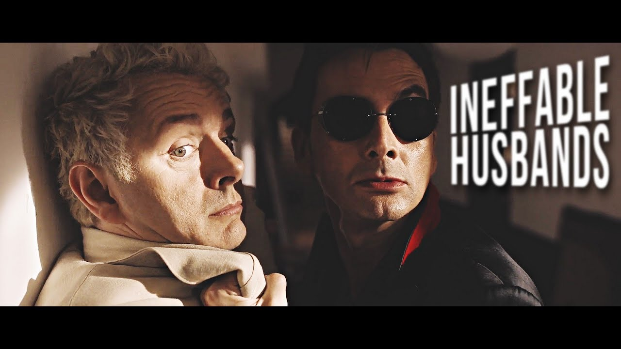 Crowley & Aziraphale ][ Ineffable Husbands || Good Omens