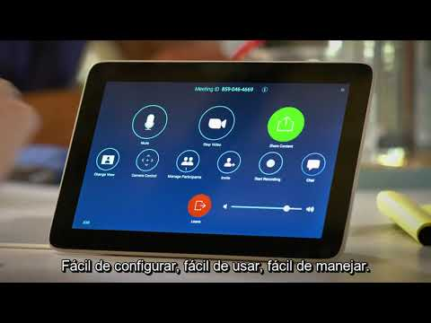 Meeting Mojo with Poly & Zoom Video Communications - Español