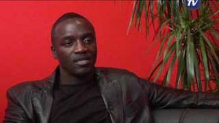 Akon interview and Live Concert by PP2G.TV