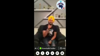 Hapee Boparai Chit Chat About New Song Mangal Greh