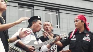 Sorgemagz.com - Marjinal Live at Aksi Kawal Sidang Kriminalisasi 26 Aktivis l 30 Mei 2016